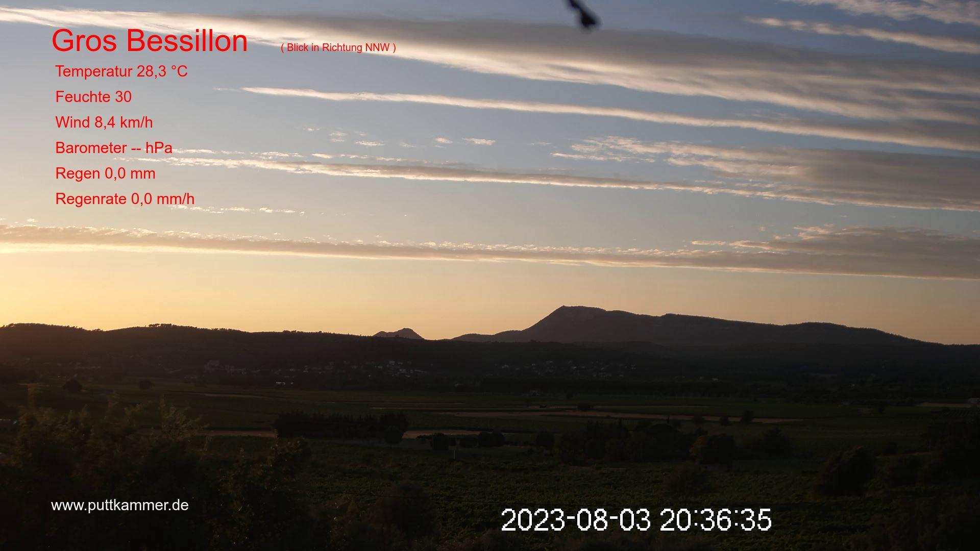 Webcam de Carcès en Provence Verte